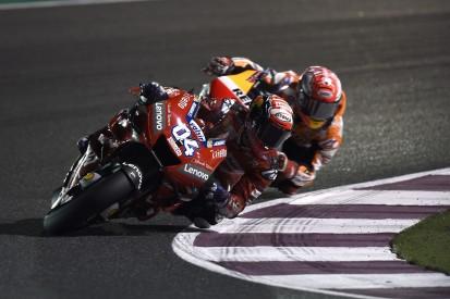 """""""Marquez-Style"""" in der Zielkurve: Wie Dovizioso das Katar-Duell gewann"""