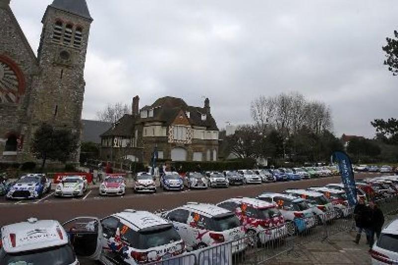 Dwa WRC, szesnaście R5