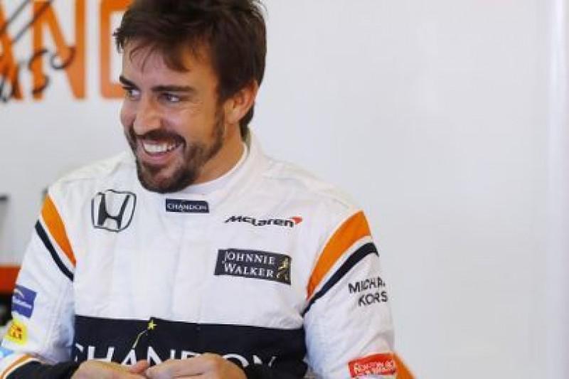 Alonso jechał wyścig życia