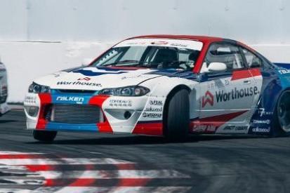 Więcek zadebiutował w Formule Drift