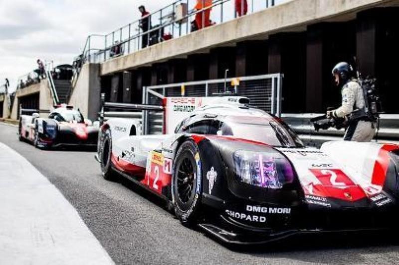 Webber: WEC musi utrzymać klasę LMP1