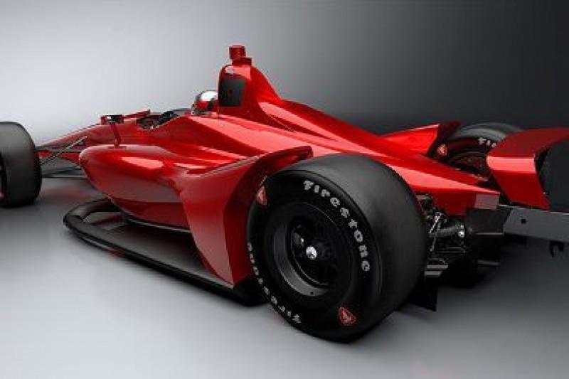 IndyCar w wersji 2018