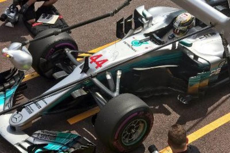 Rekordowy czas Hamiltona