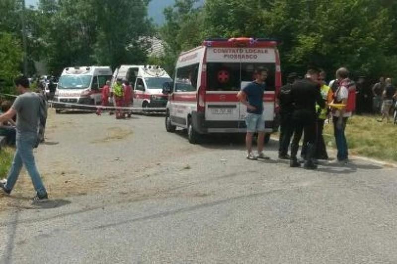 Sześciolatek zginął na Citta di Torino