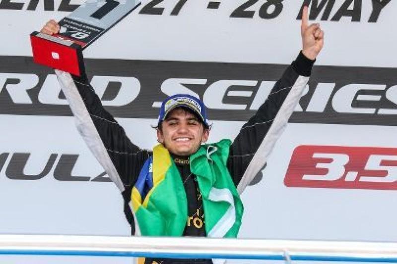 Fittipaldi po raz trzeci