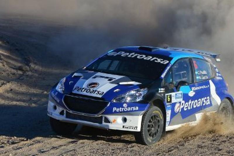 Padilla prowadzi w Argentynie