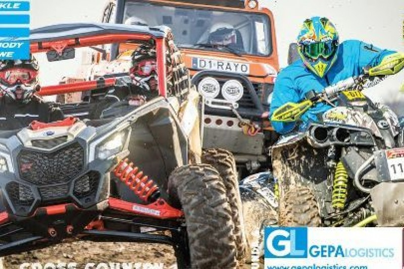 4. runda Gepa Logistics Super Rally na granicy...