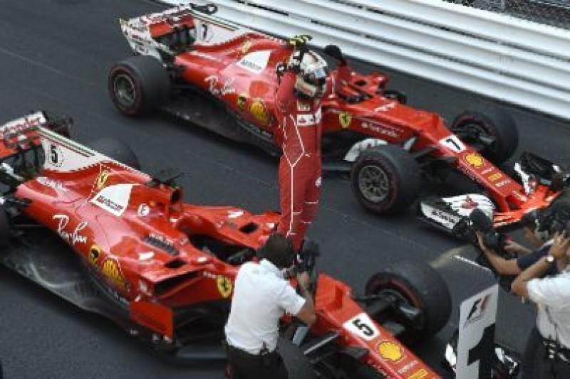 Ferrari faworyzuje Vettela