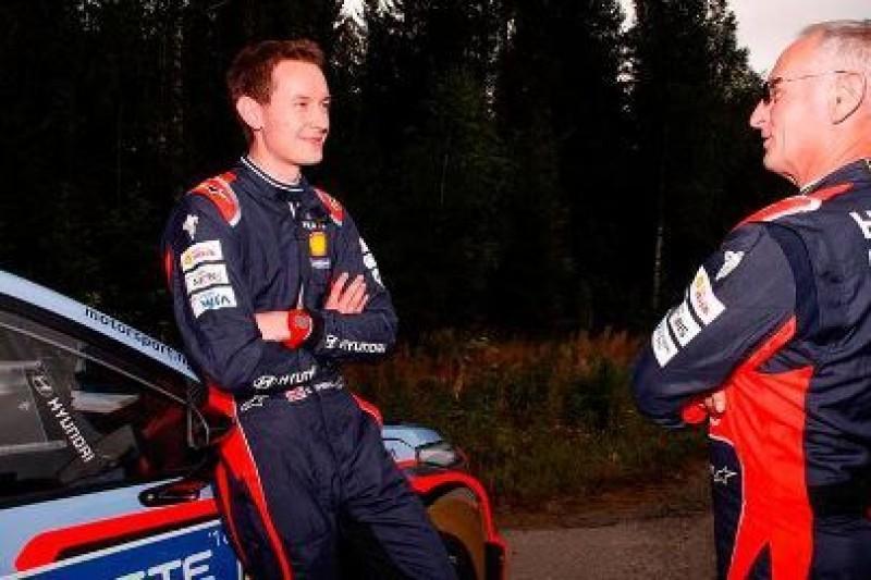 Kennard pożegnał WRC