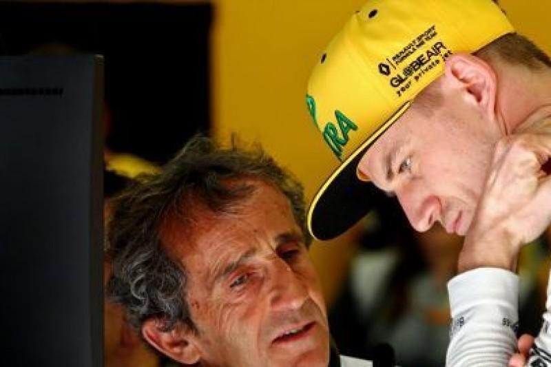Prost chwali Hulkenberga
