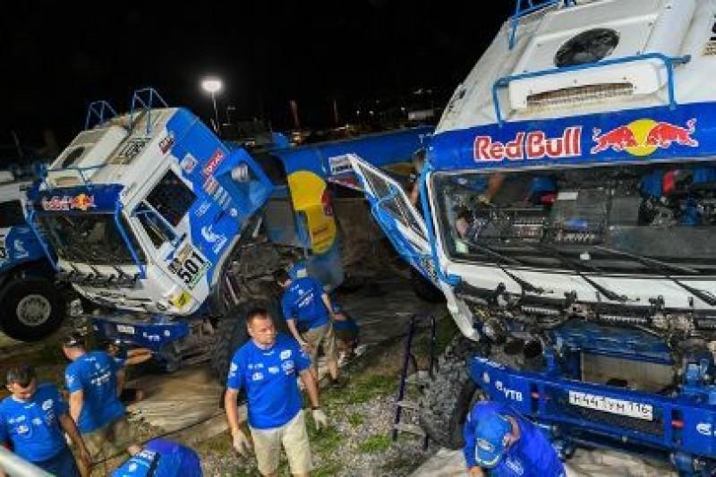Nowy Kamaz na Dakar 2018