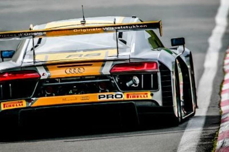 Pierwsze pole position dla Audi