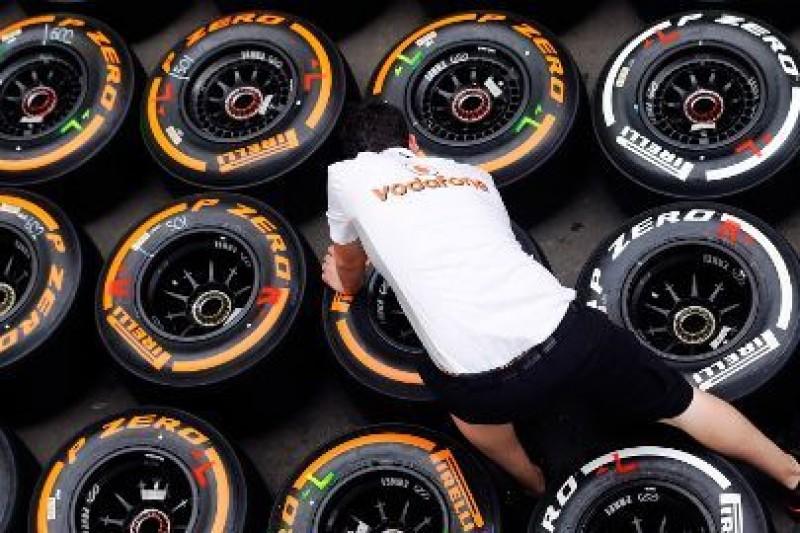 Pirelli chce rywala