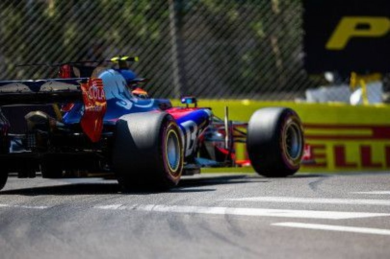 Toro Rosso nie chce zmieniać składu