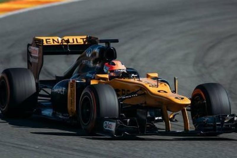 Kubica ponownie w aucie F1