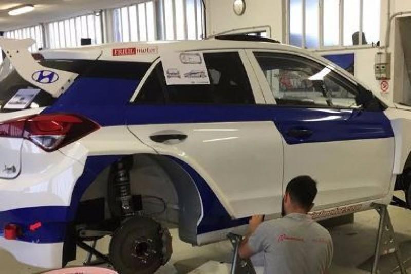 Šebalj w Hyundaiu