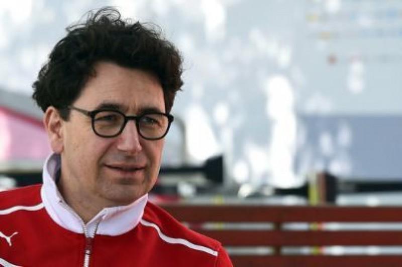 Binotto: Myślę, że Vettel zostanie z nami