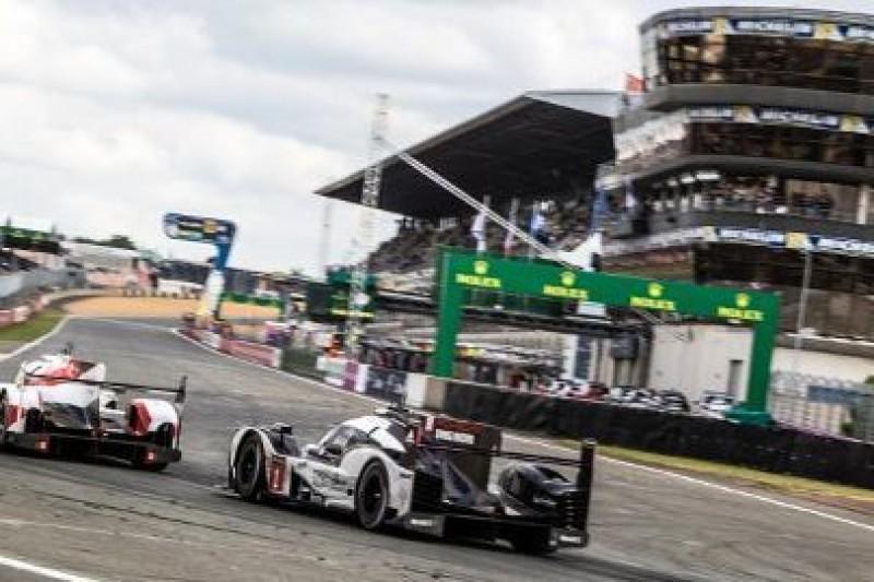 Stałe strefy bezpieczeństwa na Le Mans