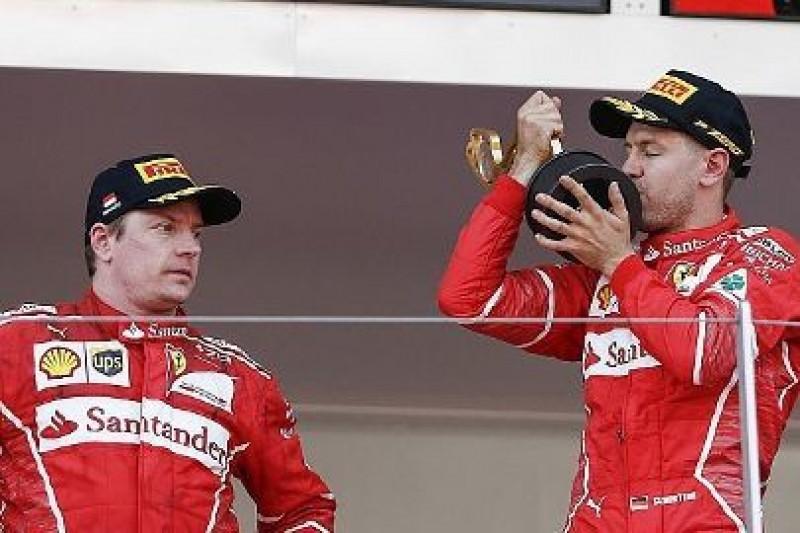 Raikkonen: Vettel nie jest numerem 1