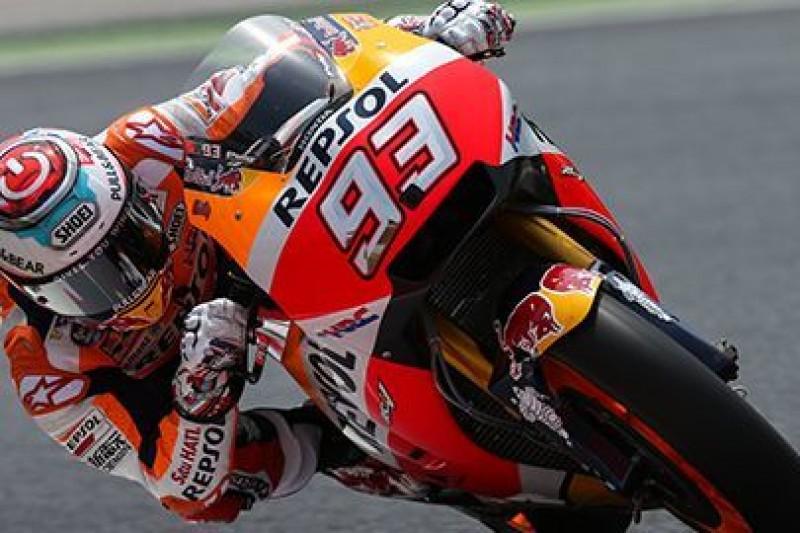 Marquez najszybszy