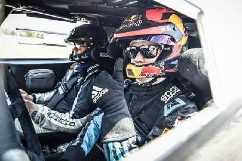 Rally GB z Rovanperą