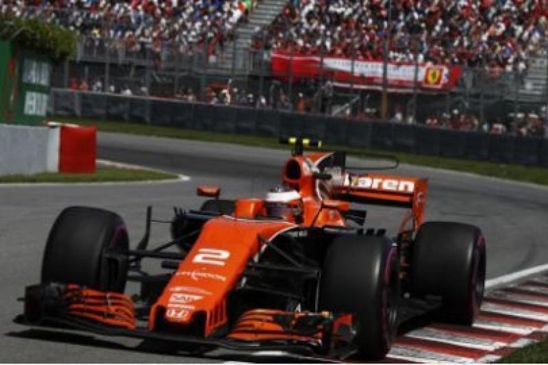 McLaren podjął decyzję?