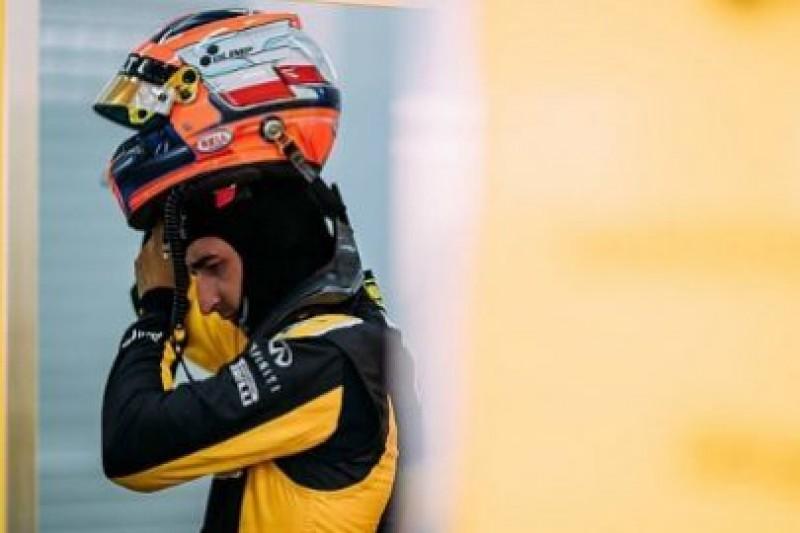 Kubica nie jest na liście Renault