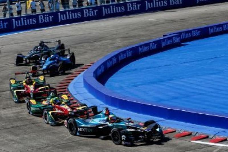 Czternaście rund Formuły E