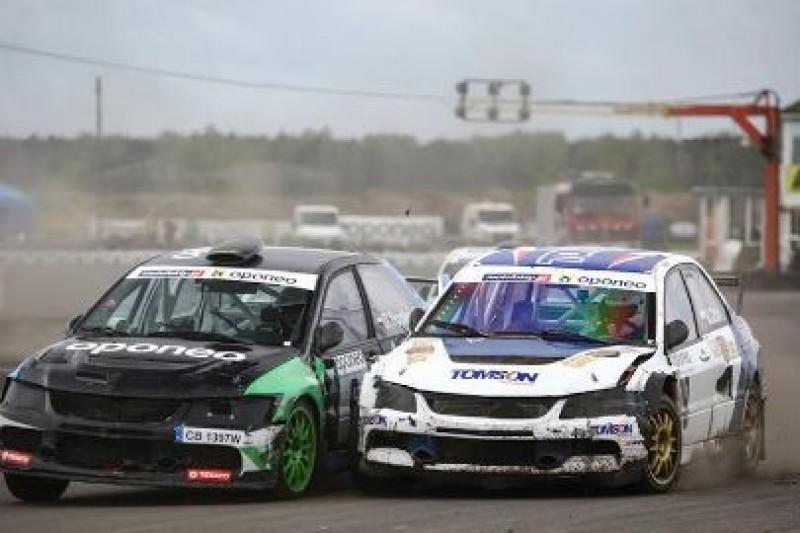 Dwa dni rallycrossowej rywalizacji w Toruniu