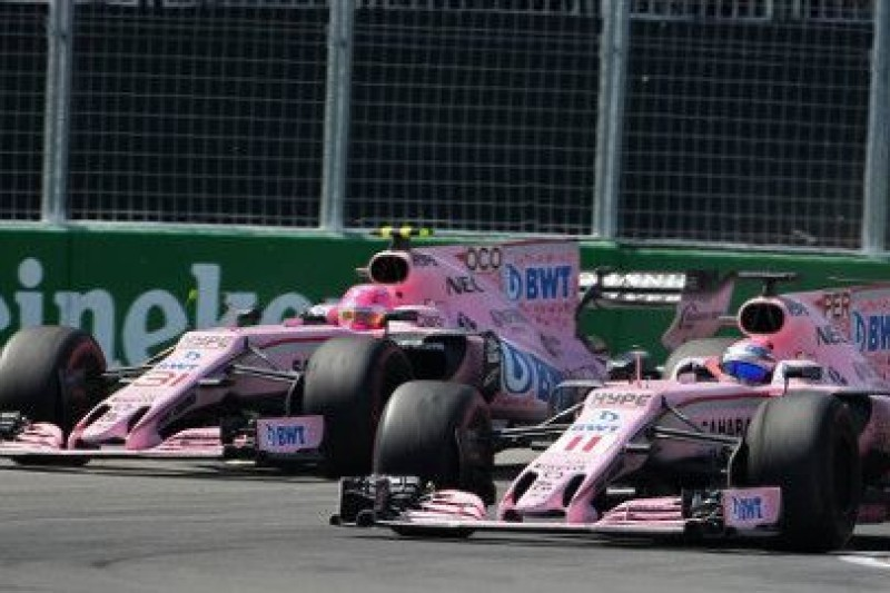 Force India nie zmienia strategii