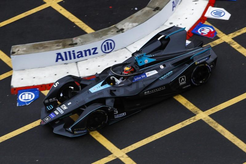 HWA erleichtert: Erste Pole und erste Punkte in der Formel E