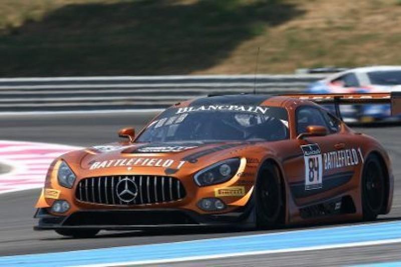 Przedkwalifikacje dla Mercedesa
