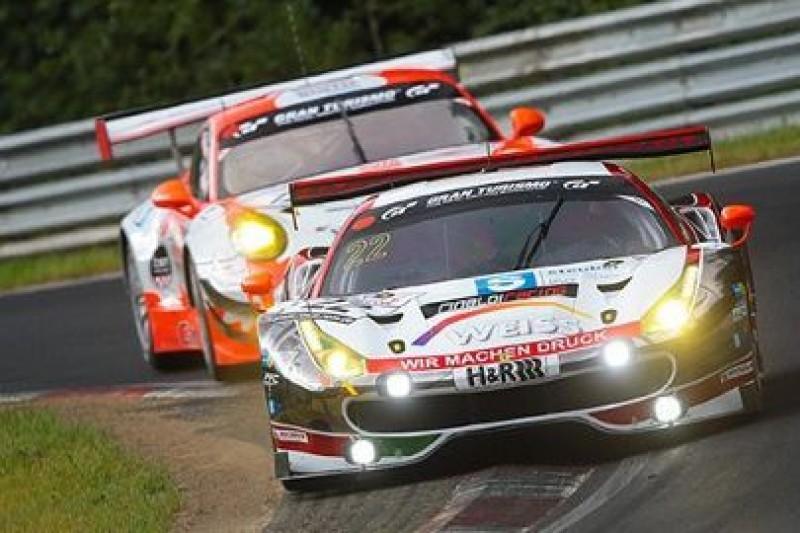 Ferrari w Zielonym Piekle