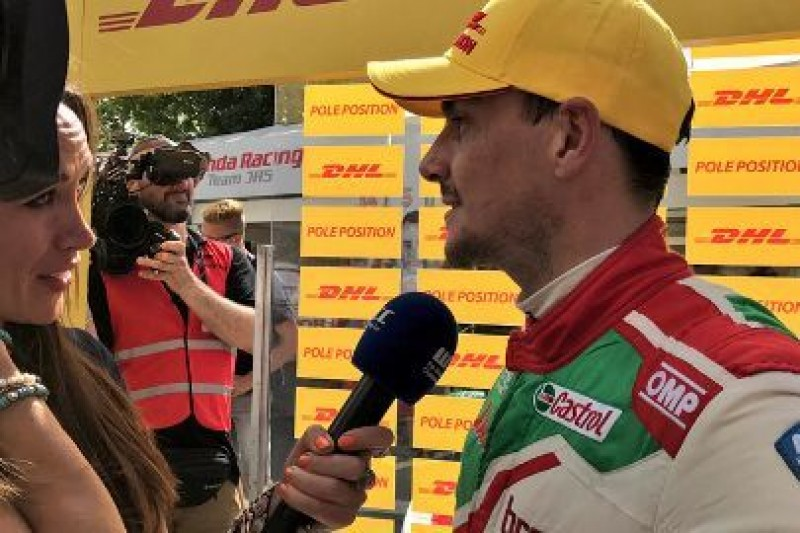 Michelisz z pole position