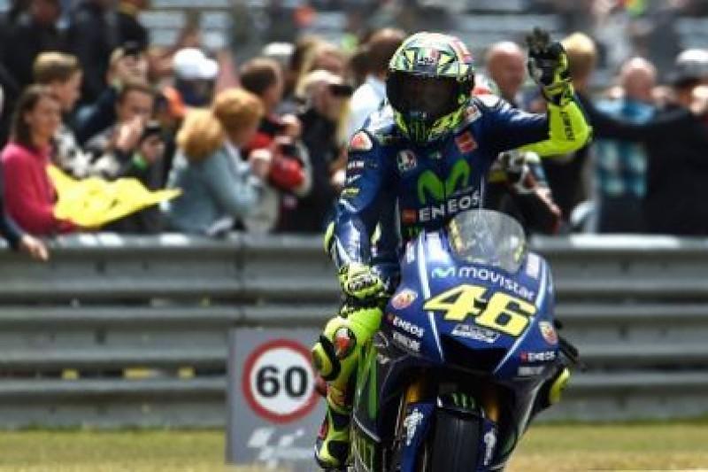 Rossi pokazał klasę