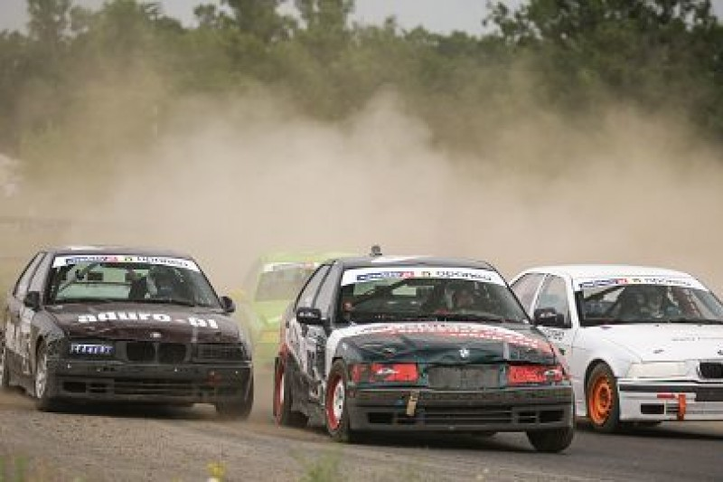 Rallycross na żywo