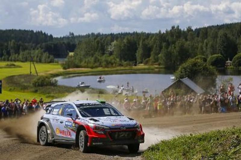 Czternaście nowych WRC w Finlandii
