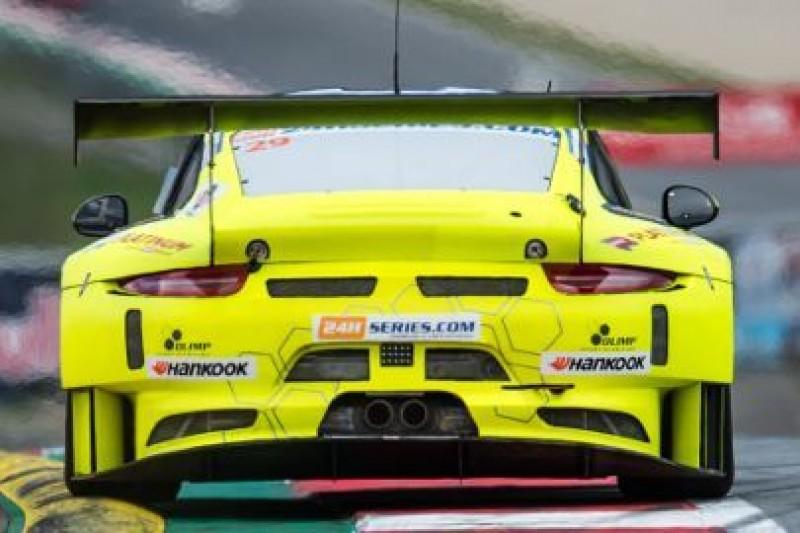 Lukas uratował Porsche