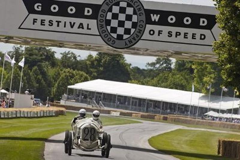 Goodwood Festival of Speed na żywo