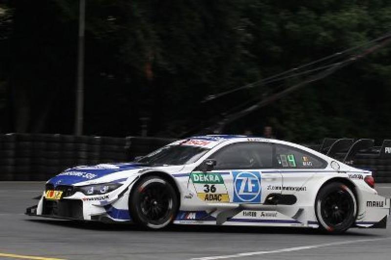 Norisring szczęśliwy dla BMW