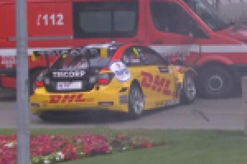 FIA przebadała wypadek Coronela