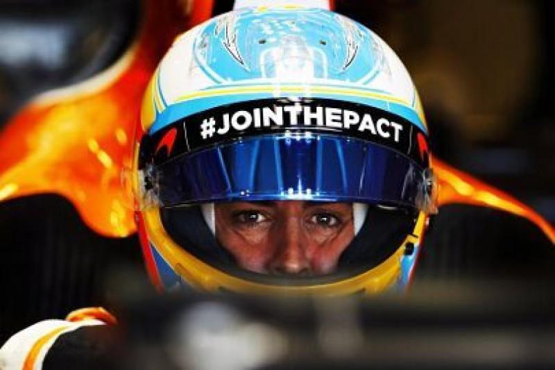 Alonso w Mercedesie lub Ferrari?