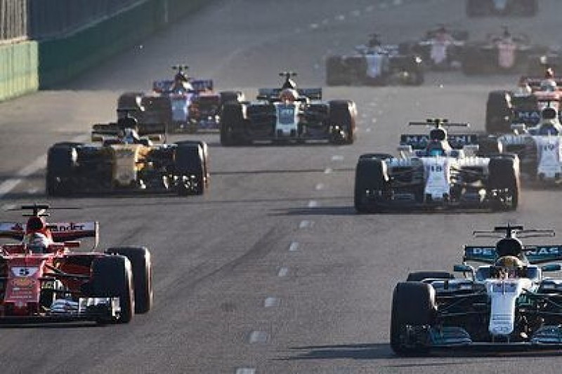 Mercedes zamknął sprawę Vettel-Hamilton