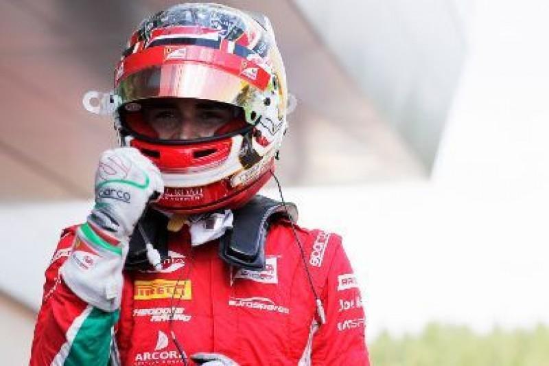 Czwarty raz Leclerc