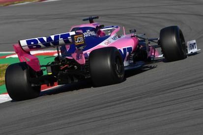 Racing Point: Nur dank Williams nicht Schlusslicht?