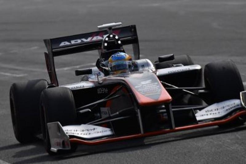 Pierwsze podium Rosenqvista