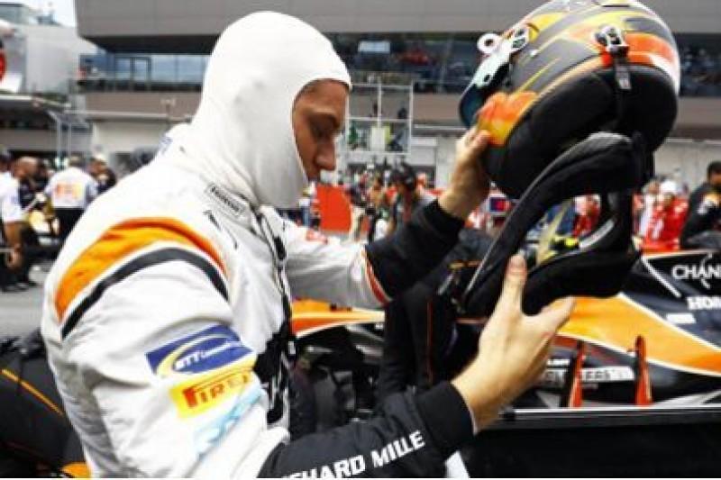 Vandoorne zostanie w McLarenie