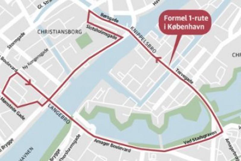 Projekt toru w Kopenhadze