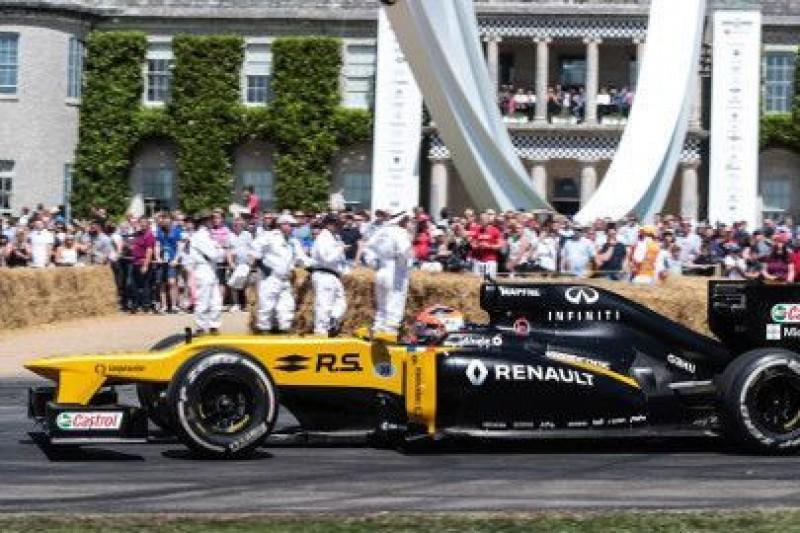 Renault o kolejnych krokach z Kubicą