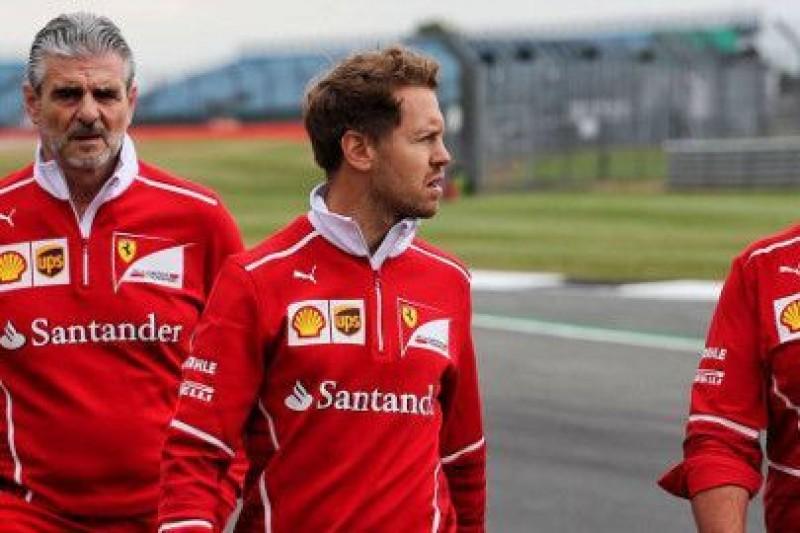 Ferrari musi poprawić kwalifikacje